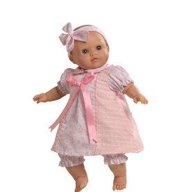 Paola Reina Los Manu  doll who closes his eyes -  Agatha 36cm / 14''