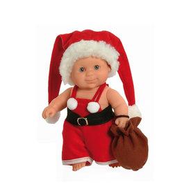 Paola Reina Third free when you buy 2! Peques Doll - Aldo celebrate Christmas - 21cm / 8''