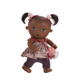 Paola Reina Doll that drinks and pee - Petra - 22cm / 9''