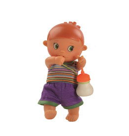 Paola Reina Doll that drinks and pee - Gino - 22cm / 9''