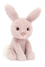 Jelly Cat Peluche - Lapin aux yeux brillants