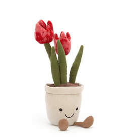 Jelly Cat Peluche Tulipe