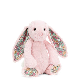 Jelly Cat Peluche Lapin Rose Blush - Fleuri