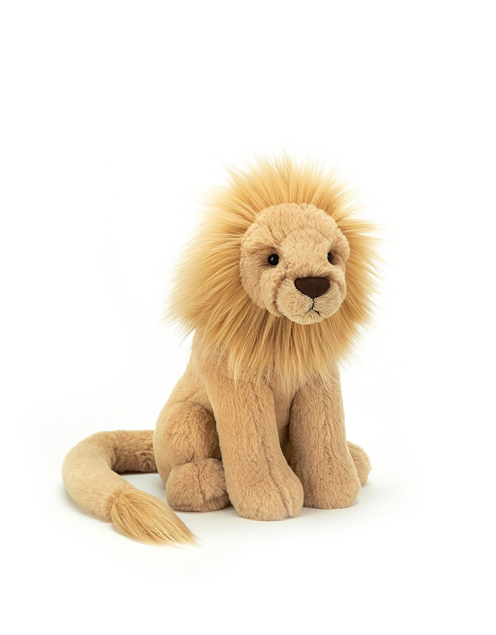 Jelly Cat Peluche - Lion Large