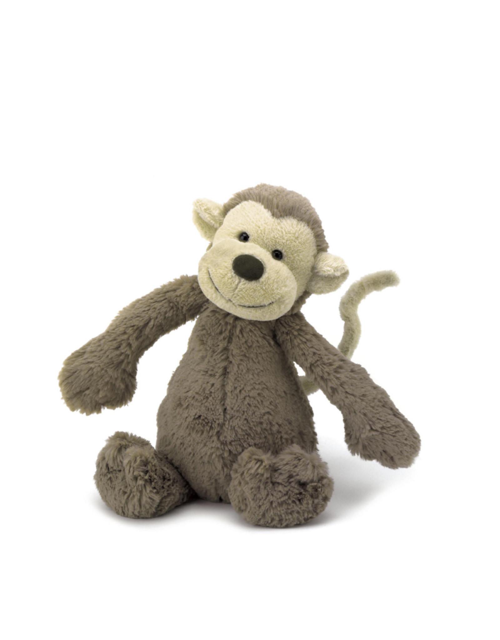 Jelly Cat Stuffed animal - Medium Monkey