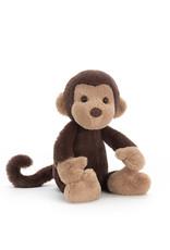 Jelly Cat Stuffed animal - Medium Wumper Monkey
