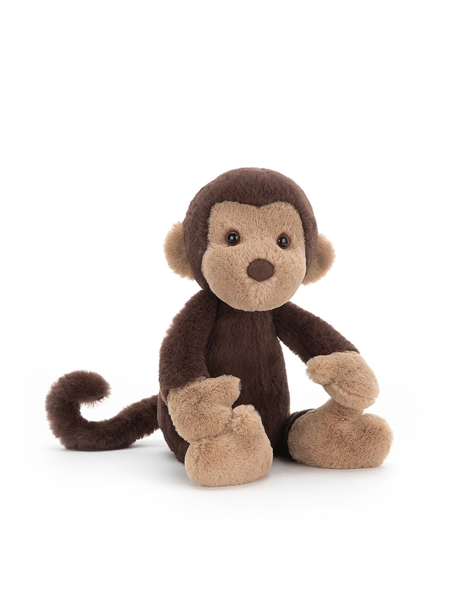 Jelly Cat Stuffed animal - Medium Wumper Monkey