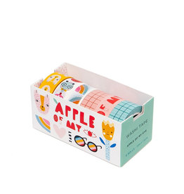 Petit Monkey Washi Tape - 6 rolls