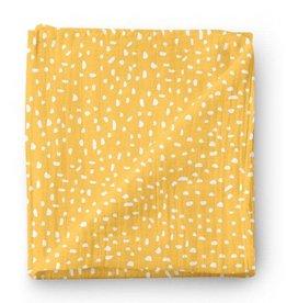 Olé Hop Bamboo blanket - Ray of honey