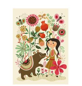 Petit Monkey Poster - Wild Dreams