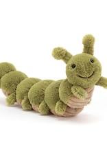 Jelly Cat Stuffed animal - christopher catapillar
