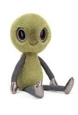 Jelly Cat Stuffed Alien