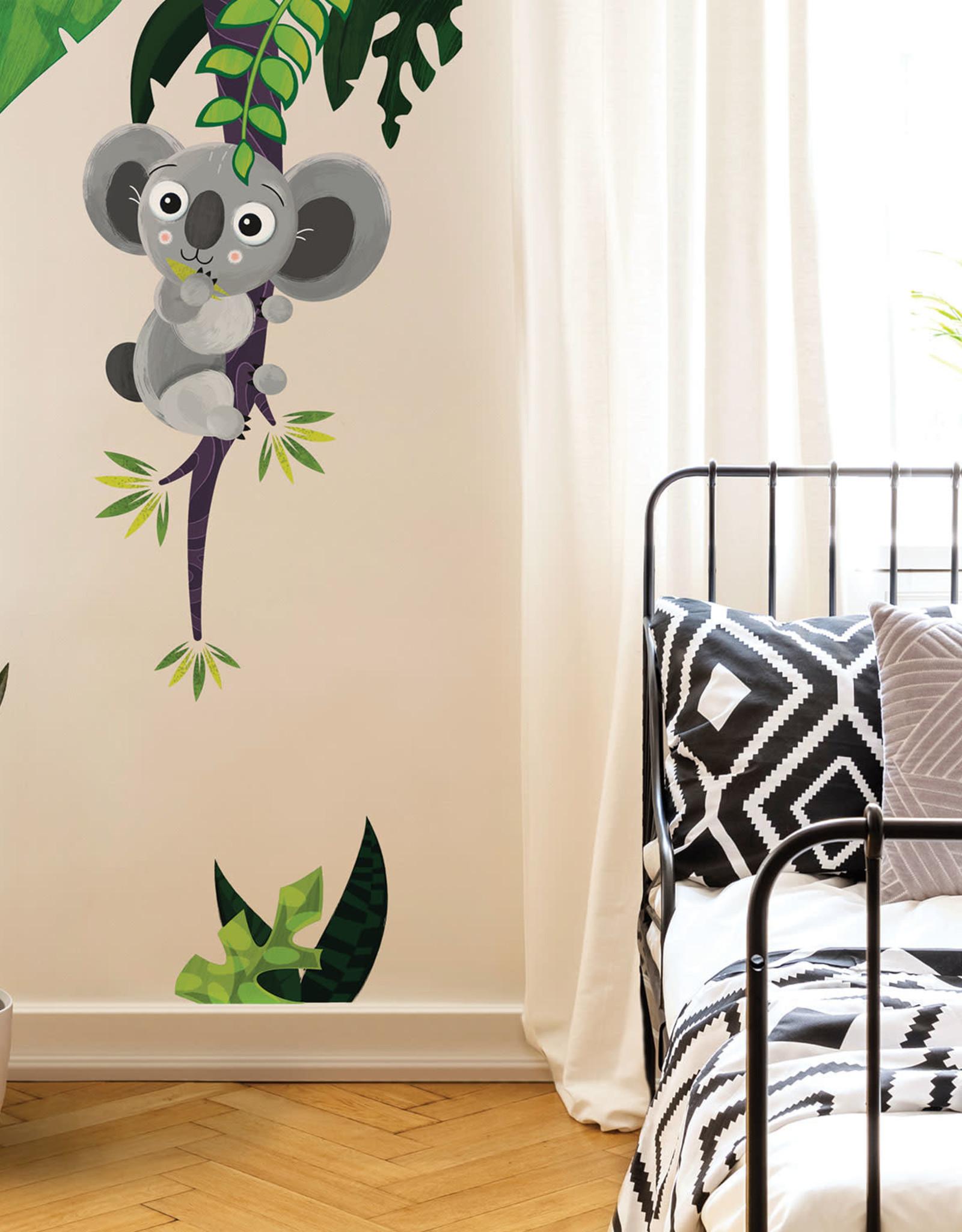 Veille sur toi Autocollant -  Billie le koala