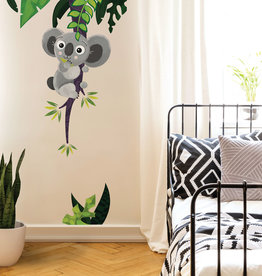 Veille sur toi Wall decal  - Billie the koala