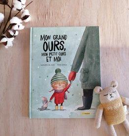 Livre Mon grand ours, mon petit ours et moi