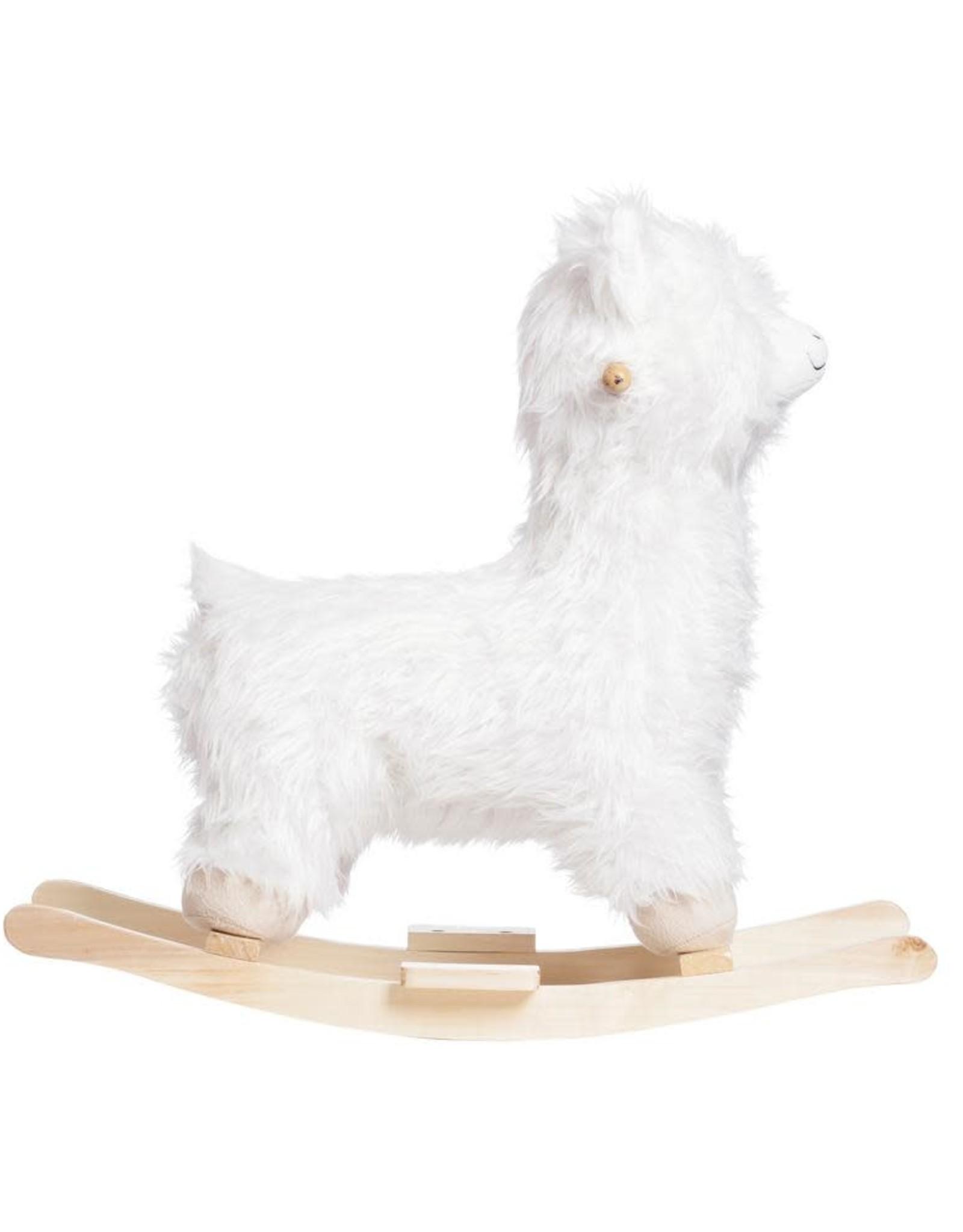 creativeco-op Rocking chair - Llama