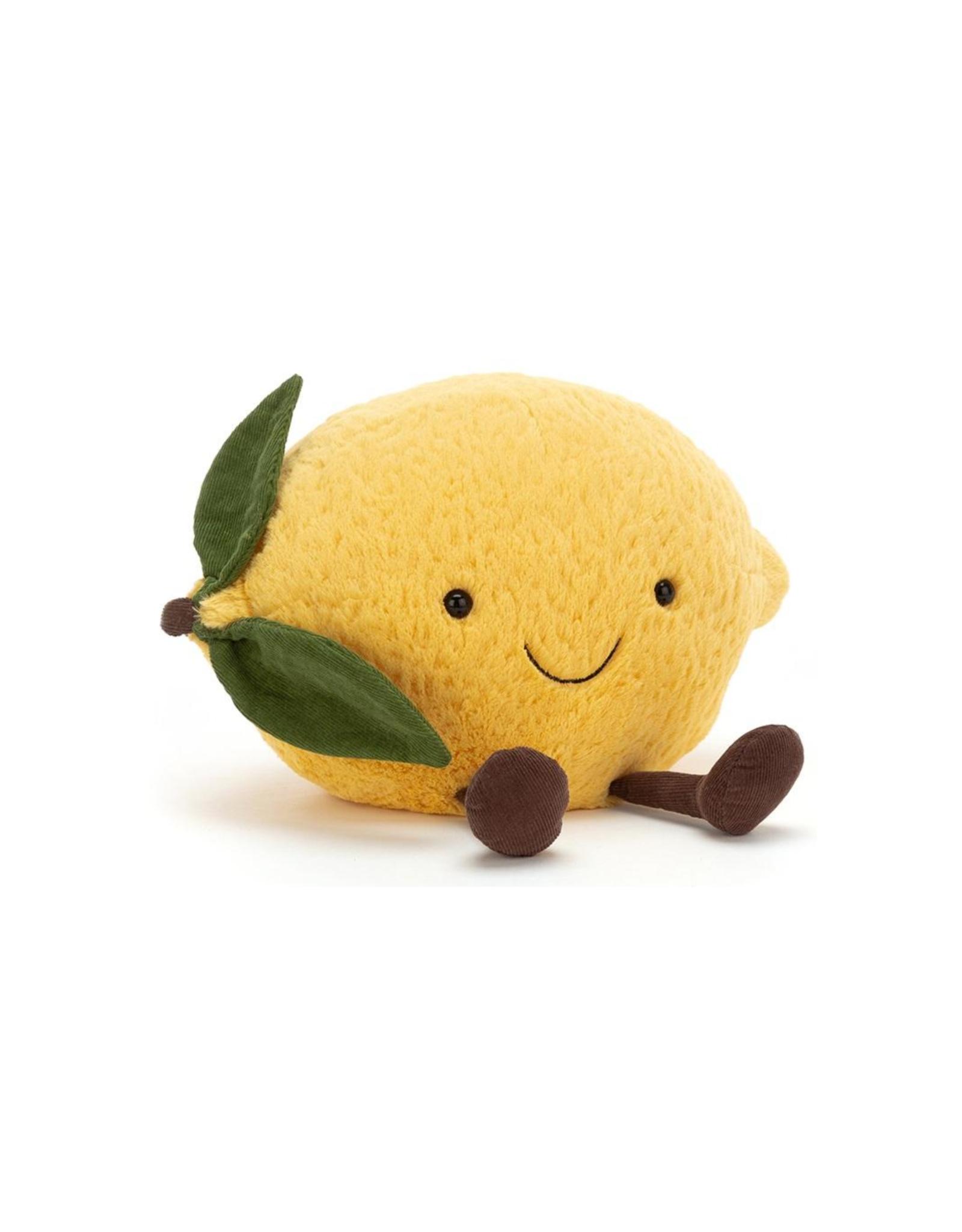 Jelly Cat Peluche petit citron