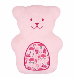 Béké Bobo Therapeutic bear - Flamingo