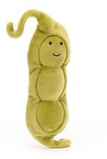 Jelly Cat Stuffed - small pea