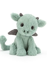 Jelly Cat Peluche Petit Dragon brillant