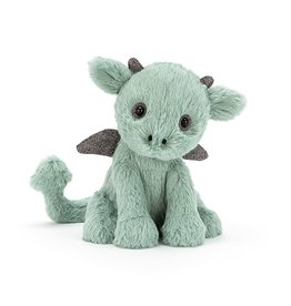 Jelly Cat Stuffed - Small Starry eyed Dragon