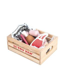 Le Toy Van Petit panier - Viande et charcuterie