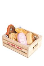 Le Toy Van Petit panier - Panier du boulanger