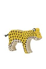 Holztiger Wooden animal - Leopard