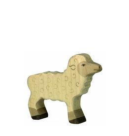 Holztiger Animal en bois - Agneau