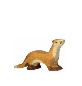 Holztiger Animal en bois - Loutre