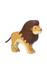 Holztiger Animal en bois - Lion