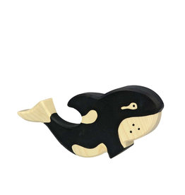 Holztiger Wooden animal - Orca