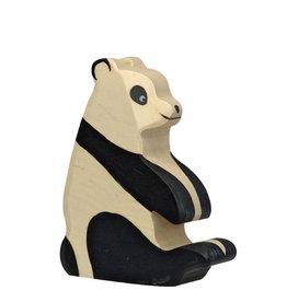 Holztiger Animal en bois - Panda