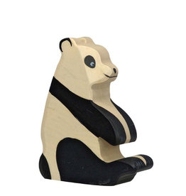 Holztiger Wooden animal - Panda Bear