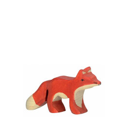 Holztiger Wooden animal - Fox Cub