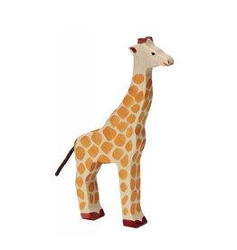 Holztiger Animal en bois - Girafe adulte