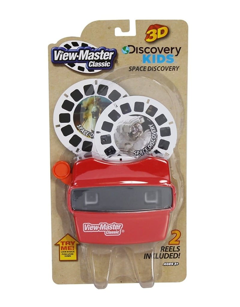 Fisher Price Vintage View-master classic - L'espace