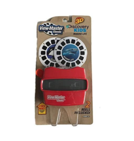 Fisher Price Vintage View-master classic - Les animaux marins