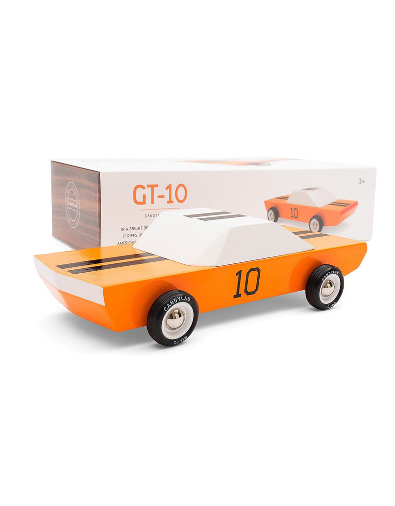 Candylab Wooden car - Candylab - GT-10