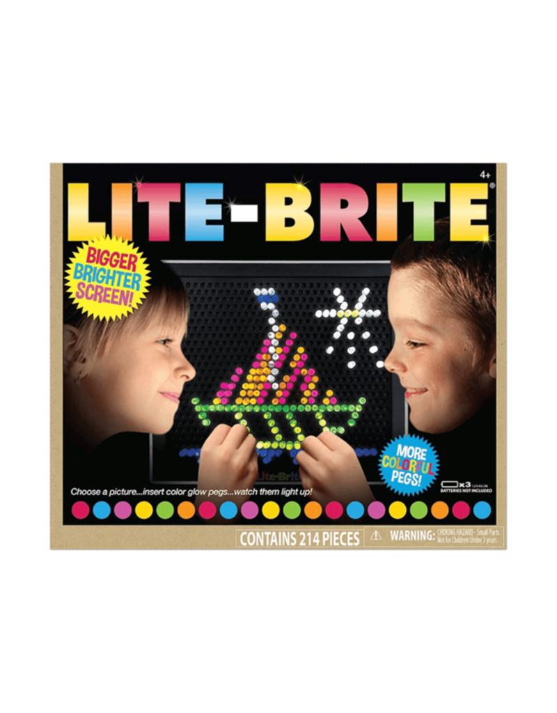 Lite-Brite Lite-brite réédition