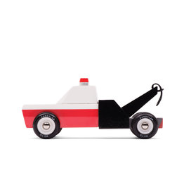 Candylab Voiture de bois - Candylab - Camion de remorquage