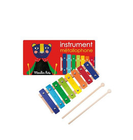Moulin Roty Instrument - Metllaphone 18m+