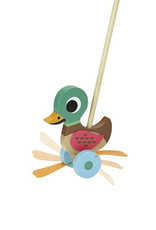 Vilac Wooden Duck Pull Toy
