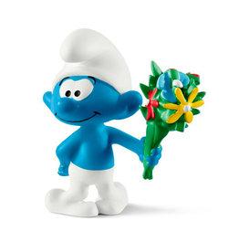 Schleich Smurf - Bouquet