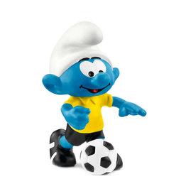 Schleich Smurf  - Footballer