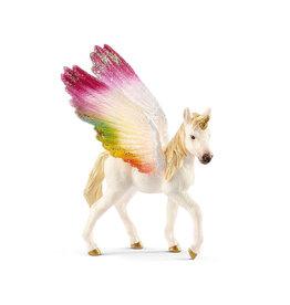 Schleich Winged Rainbow Unicorn - Foal