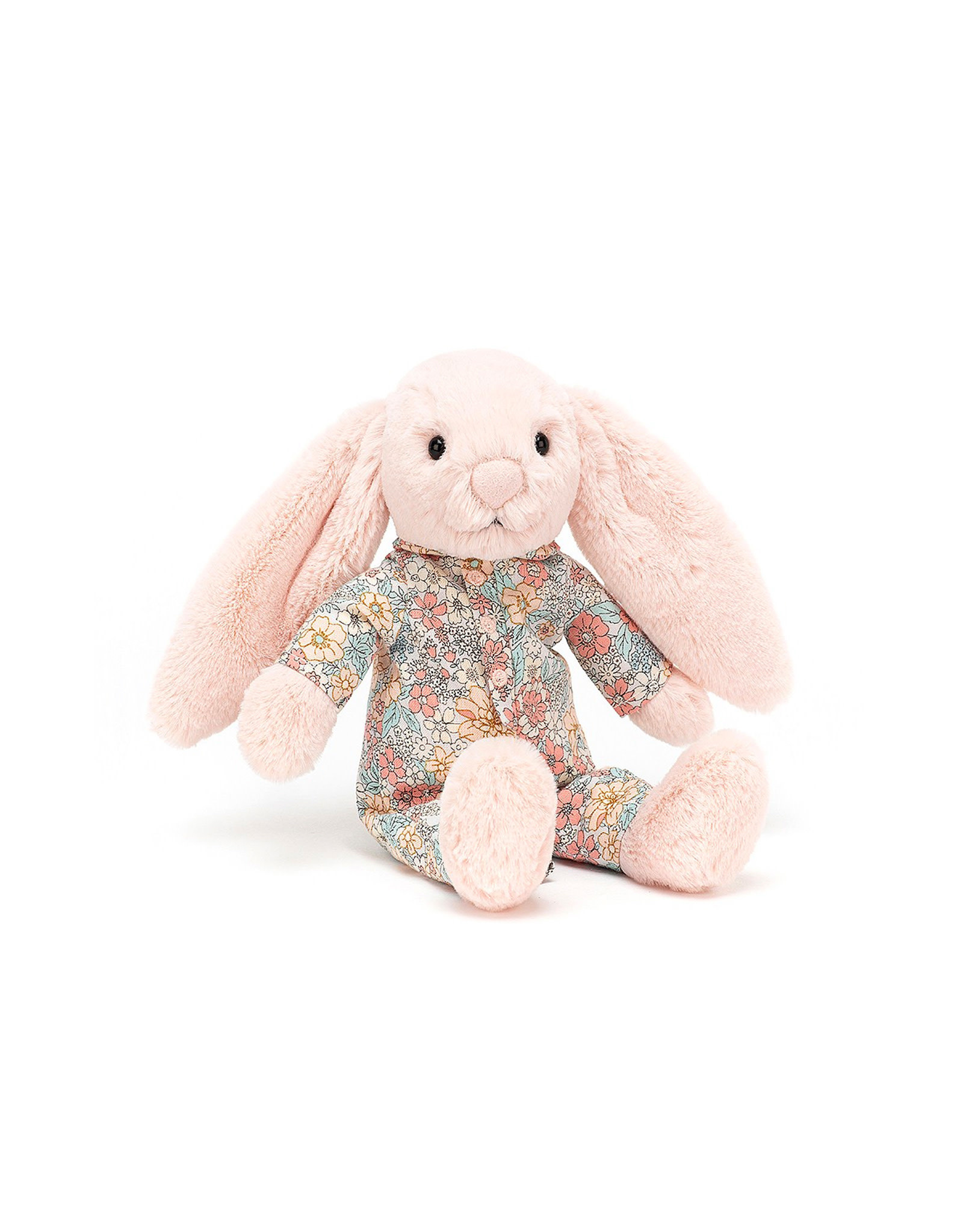 Jelly Cat Peluche - Petit lapin en pyjamas