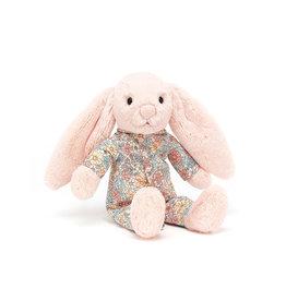 Jelly Cat Peluche - Petit lapin en pyjamas