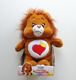 Care Bears Peluche Calinours - Lion Coeur Vaillant - GRAND