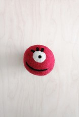 Faites comme chez Lou Drying ball - Red monster